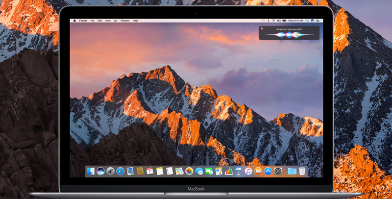Upgrade your Mac to Sierra